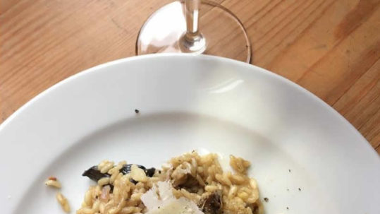 Συνταγή για τα άγρια μανιτάρια (βασιλομανίταρα, κανθαρέλλες) που θα βρείτε στη Στέρνα
