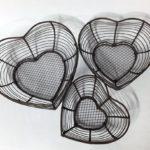 καλάθι - καρδιά