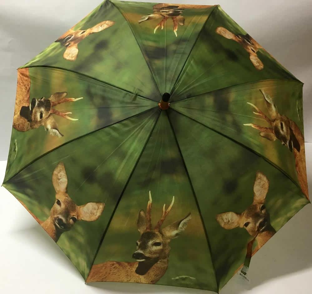 Ομπρέλα με σχέδια ελάφια