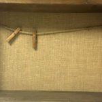 Εταζιέρα ξύλινη