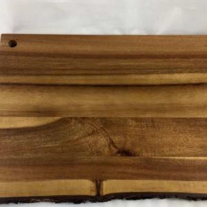 Επιφάνεια κοπής ξύλινη