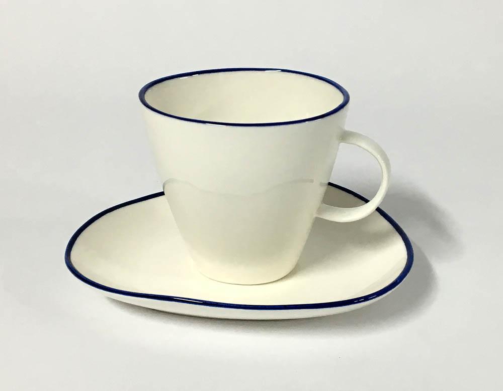 Φλιτζάνι cappuccino πορσελάνινο