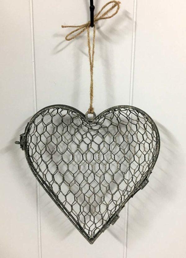 Καρδιά συρμάτινη